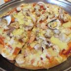 pizza hải san