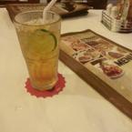 Trà đá uống thỏa thích - 35k