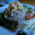 Cơm chiên mắm kiểu Thái