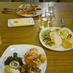 vài món ăn mình đã lấy