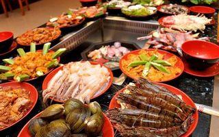 Sing Restaurant Buffet Lẩu Hải Sản - Vincom Long Biên