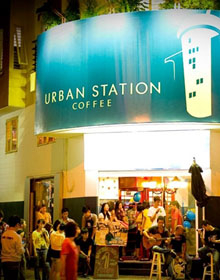 Urban Station Coffee Takeaway - Hoa Sứ