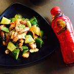 Octopus kimchi #drthanhmonquasuckhoe