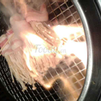 thịt xôg khói và nấm