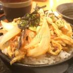 cơm cá hồi