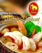 Con Voi Vàng - Golden Elephant - Ẩm Thực Thái