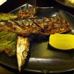 Cá thu đao nướng