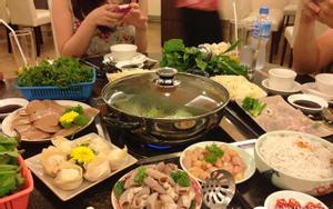 Lẩu ngon Saigon