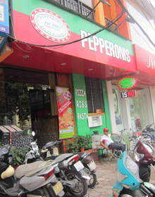 Pepperonis Restaurant - Nguyễn Du