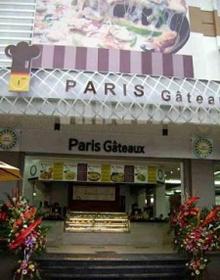 Paris Gâteaux - Nguyễn Khánh Toàn