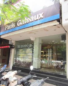 Paris Gâteaux - Thái Hà