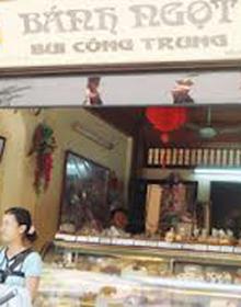 Bánh Ngọt Bùi Công Trung - Nguyễn Trung Trực