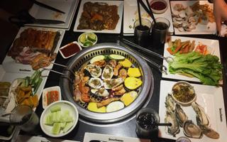 Seoul Garden - Buffet Lẩu & Nướng Trần Hưng Đạo