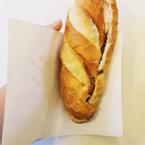 Bánh mì rẻ và ngon 15k thì phải