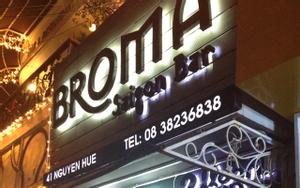 Broma Saigon Bar - Tầng Thượng
