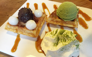 MOF Japanese Dessert Cafe - Kumho Asiana