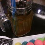 trà chanh mật ong trân châu