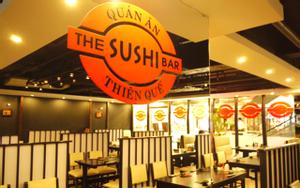The Sushi Bar - Thiên Quế - Lê Thánh Tôn