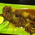 Bò nướng Teri (không ngon :(