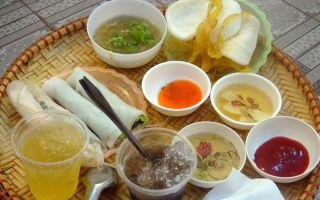 Buffet Hà Nội Vặt