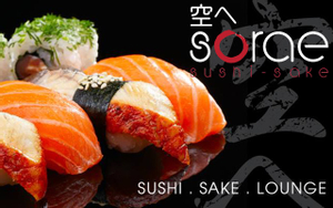 Nhà Hàng Sorae - Sushi, Sake & Lounge