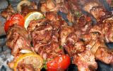 Khói BBQ