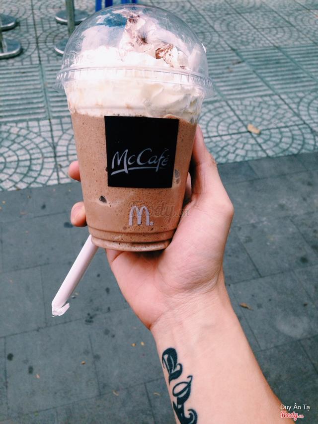 mc cafe - tran hung dao