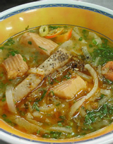 Cô Thắm Quán - Bánh Canh Cá Lóc