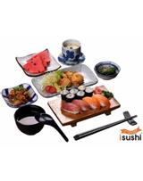 Isushi Buffet Nhật Bản - Nguyễn Chí Thanh