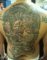 Tattoo Saigon