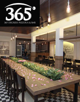 365 Degrees Pizzeria  And Bar