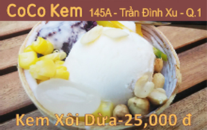 CoCo Kem - Kem Xôi Dừa