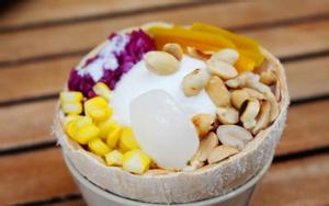 Best 2014 - Kem xôi dừa