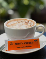 Molly's Coffee - Azura Bulding