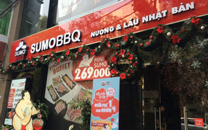 Sumo BBQ - Vincom Bà Triệu