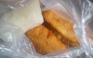 Bánh Tiêu Nhân Sầu Riêng - Hà Tôn Quyền