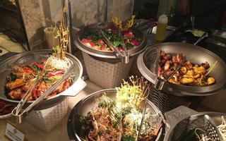 Buffet Sen Việt - Sahul Hà Nội
