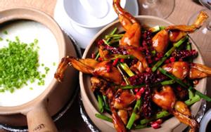 HL Restaurant - Cháo Ếch Singapore