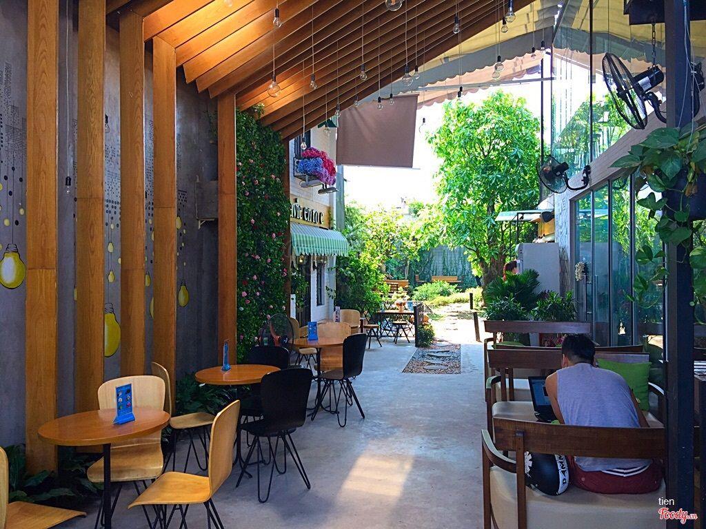 Những quán cafe đẹp ở các quận trung tâm Sài Gòn. Ảnh 8