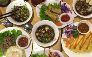 Thai Boat Noodles - Mì Thuyền Thái