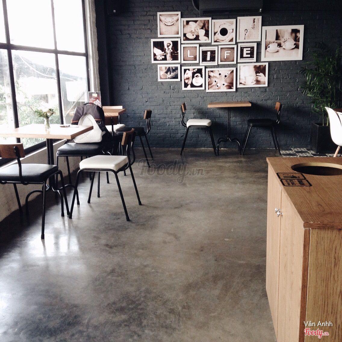 Những quán cafe đẹp ở các quận trung tâm Sài Gòn. Ảnh 15