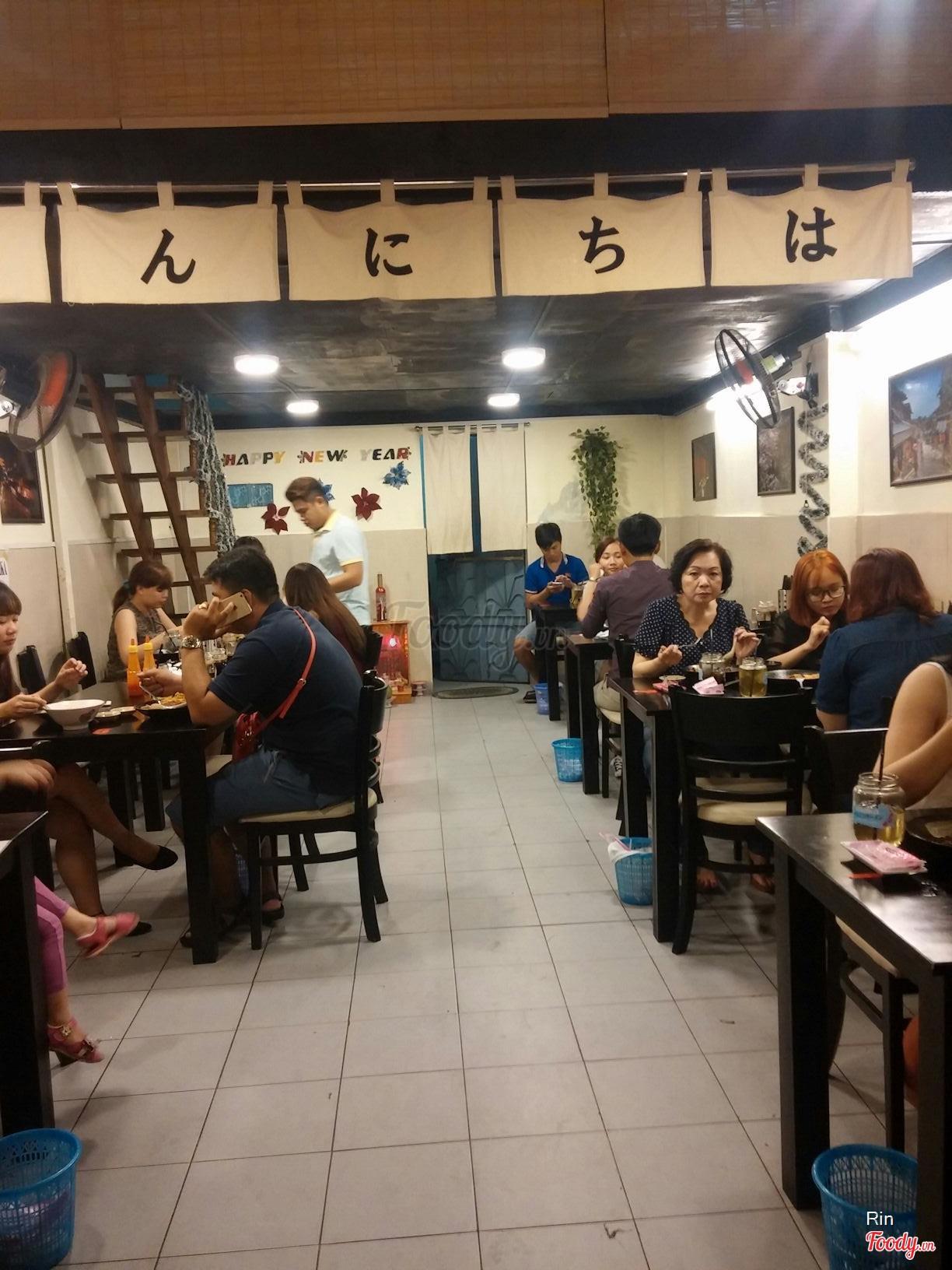 Quán Chuyên Các Món Nhật Ngon Quận 5
