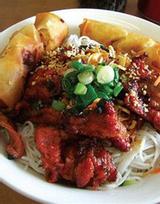 Chị Thông - Bún Thịt Nướng