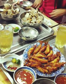 Hải Sản Hương Lan - Nghi Tàm