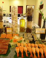 The Square Buffet - Novotel