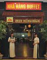 Buffet Sen Hồng Bích