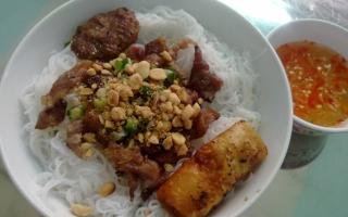 Bún Thịt Nướng - Thành Thái