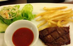 Beefsteak ngon
