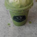 green tea ice blended