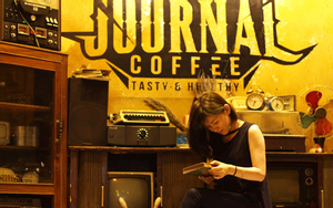 The Journal Coffee - Vintage Cafe